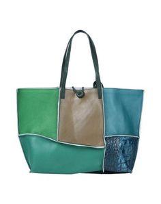 CARMINA CAMPUS Women's Handbag Green -- --