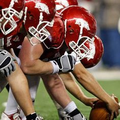 crazy 'bout the Hogs (Arkansas Razorback football)