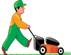 7 best grass cutting services images on pinterest gardening rh pinterest com grass cutting clip art free