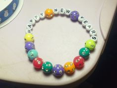 Happy New Years Bracelet