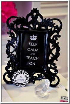 Great Teacher Appreciation gift by Schoolgirl Style.  www.schoolgirlstyle.com