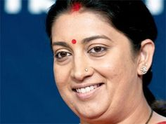 Union HRD minister Smriti Irani rejects charges of saffronising education