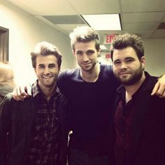 The Swon Brothers and Josiah Hawley, The Voice.
