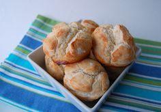 Petits pains express au tofu aromatisé aux amandes, sans gluten et sans lactose