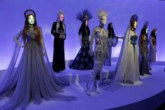 The Fashion World of Jean Paul Gaultier: From the Sidewalk to the Catwalk Exhibition