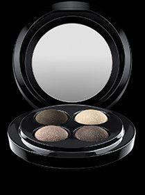 Mineralize Eye Shadow x4