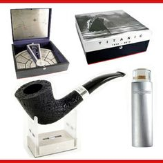 Dunhill Shell Titanic Pipe