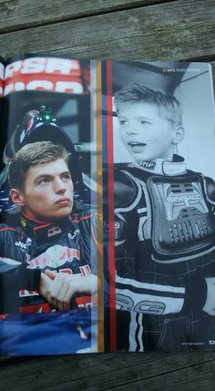 The New Boy Wonder, Max Verstappen!