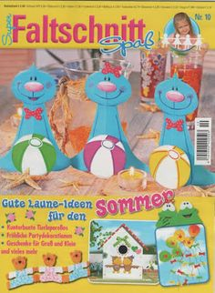 Foto: Magazine Crafts, Magazines For Kids, Bunt, Album, Paper, Fictional Characters, Google, Window, Decorations