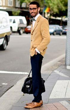 nerd + gentleman