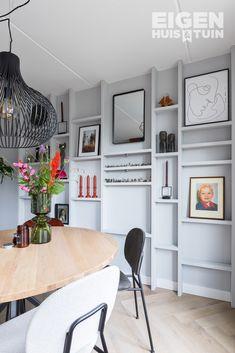 living room ideas – New Ideas Bookcase Shelves, Storage Shelves, Room Interior, Interior Design, Reading Nook, Built Ins, Sweet Home, New Homes, Room Decor