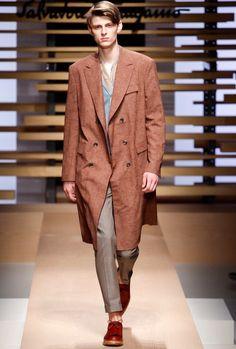Salvatore Ferragamo menswear spring/summer 2015