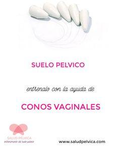 Los conos vaginales pueden ayudarte a entrenar el suelo pélvico. Descubre como usarlos
