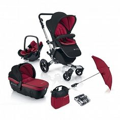 Luxusní fešák Concord Neo Travel-Set Air nyní v akci na www.buggies.sk! /// Luxurious Concord looker Neo Travel-Set Air now on sale! :o) Concord Neo, Travel Set, Baby Strollers, Luxury, Children, Kids, Baby Prams, Prams, Kid