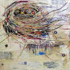 """Kate Rivers """"Passionate""""..my newest art acquisition..Love her style and artist statement"""