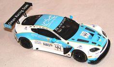 Scalextric car C3843 Aston Martin Vantage GT3 for sale