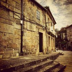 Plaza de Santa María (Pontevedra)