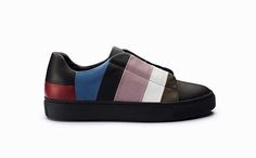 Sneaker stringata multicolor donna Massimo Melchiorri Scarpe Da Uomo 13c03ae9ded