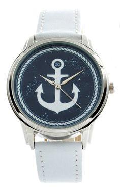 SEA Watch  Wristwatch / Anchor Watch / Ocean Beach by ZIZWatches, €45.00