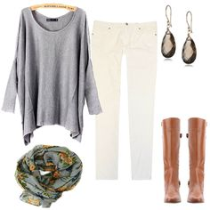 Fall Fashion 2014 - 20 Fall Fashion Outfit Ideas for 2014- make sure the jeans are skinny