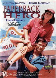 Paperback Hero.  Hugh Jackman.  Great story