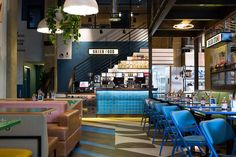 Fusion pop-up inspired by border-hopping culinary tour becomes a permanent fixture...  http://www.we-heart.com/2015/10/09/df-mexico-tottenham-court-road-london/
