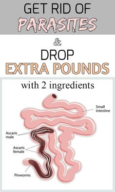 Get rid of parasites and drop extra pounds with 2 ingredients - myBeautyHint.com