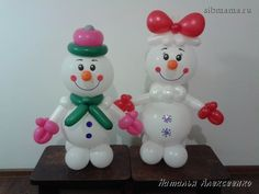 Christmas Balloons, Holidays And Events, Snowflakes, Snowman, Sculptures, Xmas, Globe Decor, Paper Rosettes, Paper Envelopes