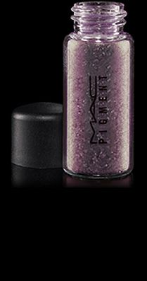 MAC Cosmetics: Sized to Go Pigment in Blue Brown $10