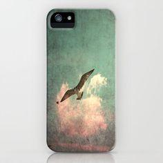Smartphone Case -  fly away   - von Heavensblue4711 auf DaWanda.com
