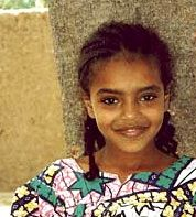 A Ouaddaian girl.