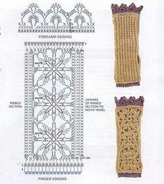 from FB - Le Crochet de Anne