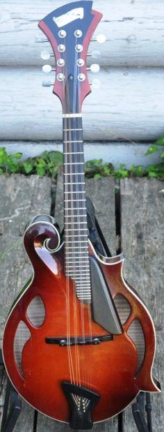 Stephen Holst Jazz Electro-Acoustic Mandolin