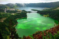 Roteiro: 3 dias na ilha de São Miguel, Açores, Portugal - Lagoa das Sete Cidades. #Azores #Portugal