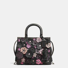 COACH Coach Rogue 25 With Tea Rose Applique | #Chic Only #Glamour Always