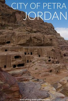 The ancient city of Petra in Jordan was recently named one of the New Seven Wonders of the World. I can't help but think that part of the reason it was picked was because it was a filming location for one of the Indiana Jones movies.