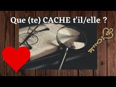 Qu'est ce qu'il/elle (te) CACHE ? 🔎❤💍🎁☠🗯📕 - YouTube Youtube, Angel, Youtubers, Youtube Movies