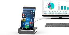 HP anuncia su nuevo Smartphone HP Elite x3 - http://www.esmandau.com/185252/hp-anuncia-su-nuevo-smartphone-hp-elite-x3/