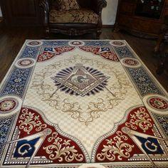 3 Masonic-Freemasonry-Knights-Templar-Square-and-Compass-Area-Rug-Ring-Apron-4