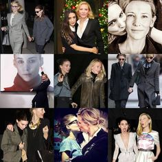 Best of Cate & Rooney 2016 (Oct - Dec) ❤❤❤ Thank you for your ♥! You are my angels, flung out of space #2016bestnine #cateblanchett #rooneymara #myedit #caterooneylove #sendinglovetoallmy900plusfollowers #loveislove