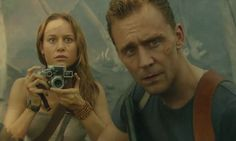 Tom Hiddleston and Brie Larson star in Kong: Skull Island trailer