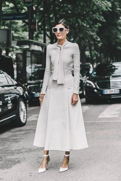 Giovanna - street style in Paris - by diego anciano