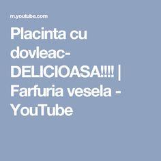 Placinta cu dovleac- DELICIOASA!!!! | Farfuria vesela - YouTube English Food, Youtube, Recipes, Rezepte, Recipies, Youtubers, Cooking Recipes, Recipe