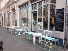 Das Café Fräulein Wild in Berlin Kreuzberg >> fräulein wild