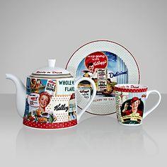Portmeirion Kelloggs Tableware