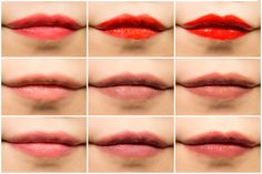 Makeup Forever Aqua Rouge - #8 Iconic Red, #2 Rosewood, #14 Light Rosewood (Pencil, Color, Color+Gloss)