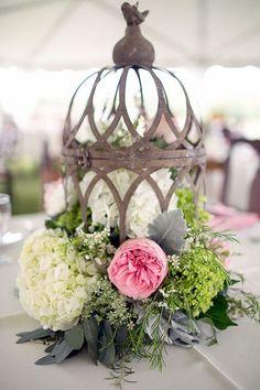 Vintage centerpieces best wedding decoration ideas 2017 - wedding