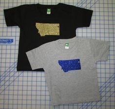 Custom Designed HOME State Shirts by PureImaginationVinyl on Etsy