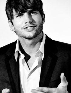 Ashton Kutcher, por Ben Watts