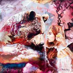 Dimitra Milan artiste